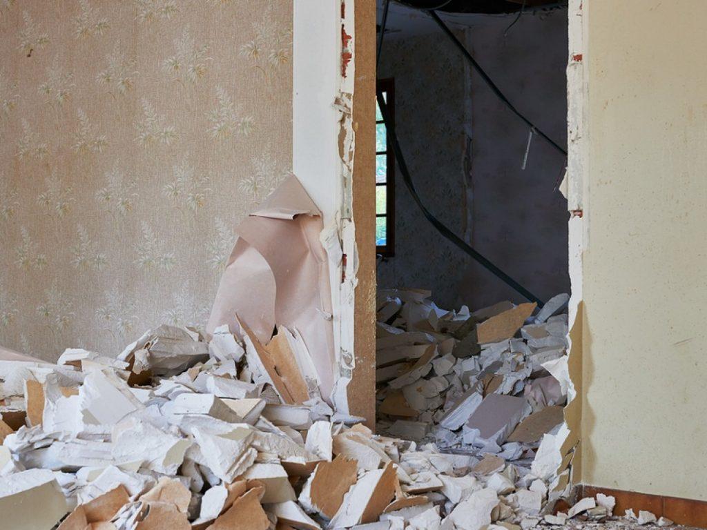 home demolition services for san antonio & corpus christi
